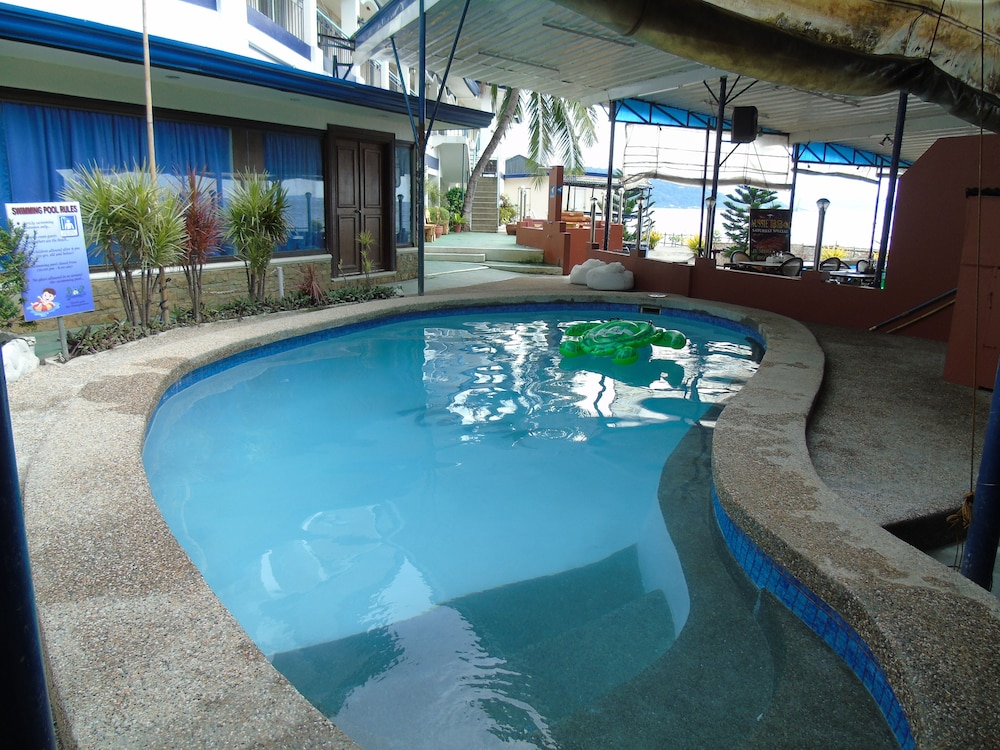 Pool, Blue Rock Beach Resort