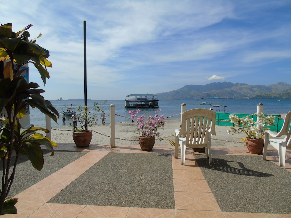 Terrace/Patio, Blue Rock Beach Resort