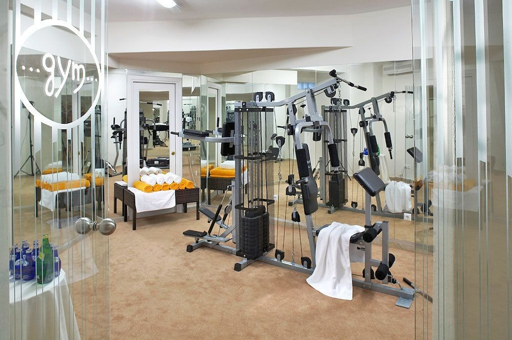 Gym, Grand Beach Mykonos