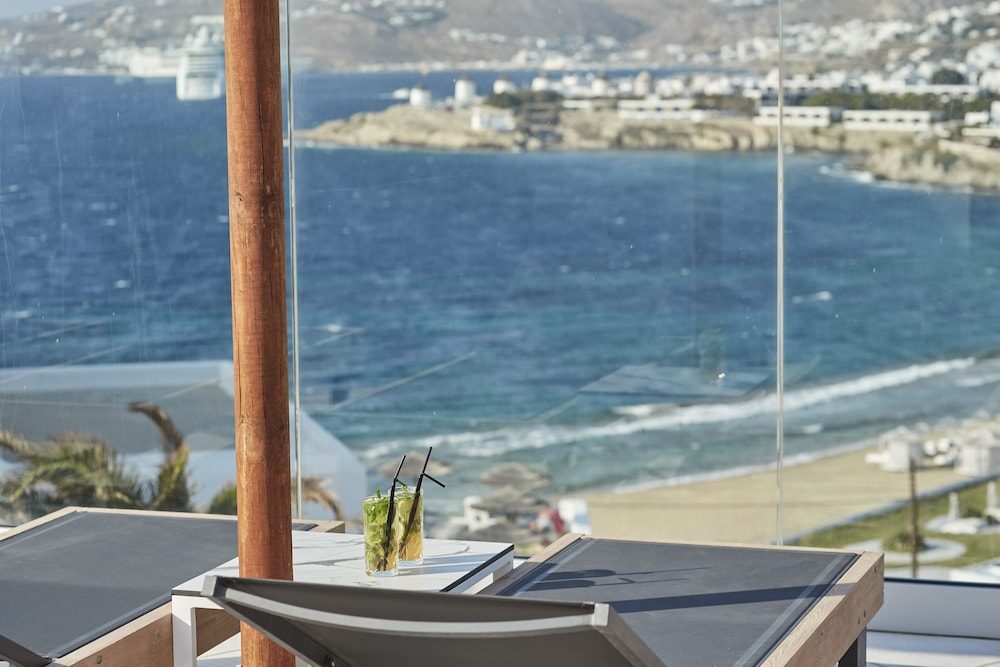 Water view, Grand Beach Mykonos