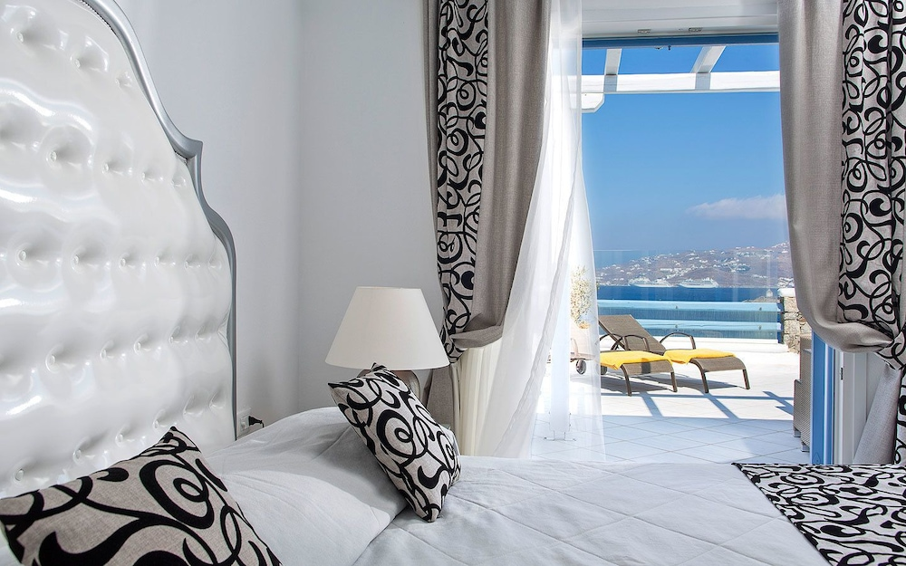 Room, Grand Beach Mykonos