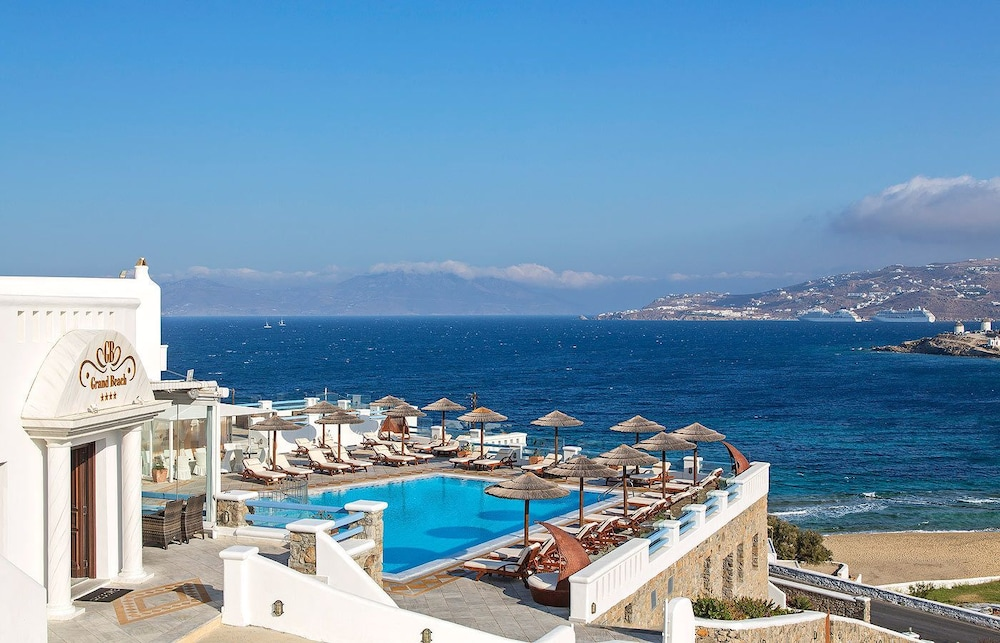 Featured Image, Grand Beach Mykonos