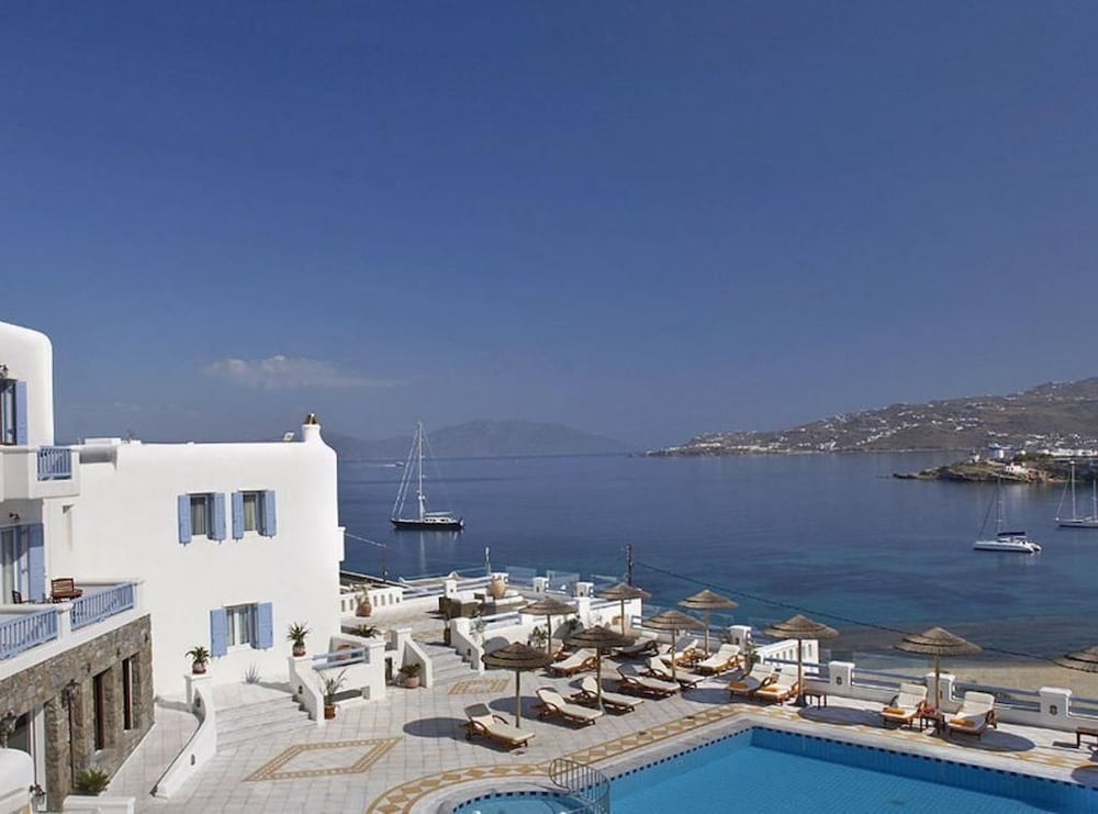 Property Grounds, Grand Beach Mykonos