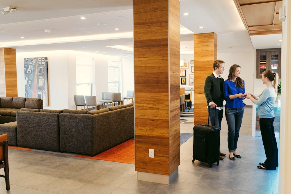 Lobby, Hyatt House Dallas/Frisco