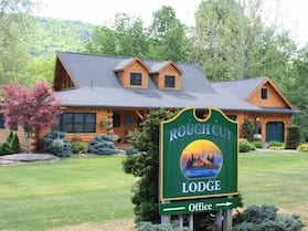 Rough Cut Lodge