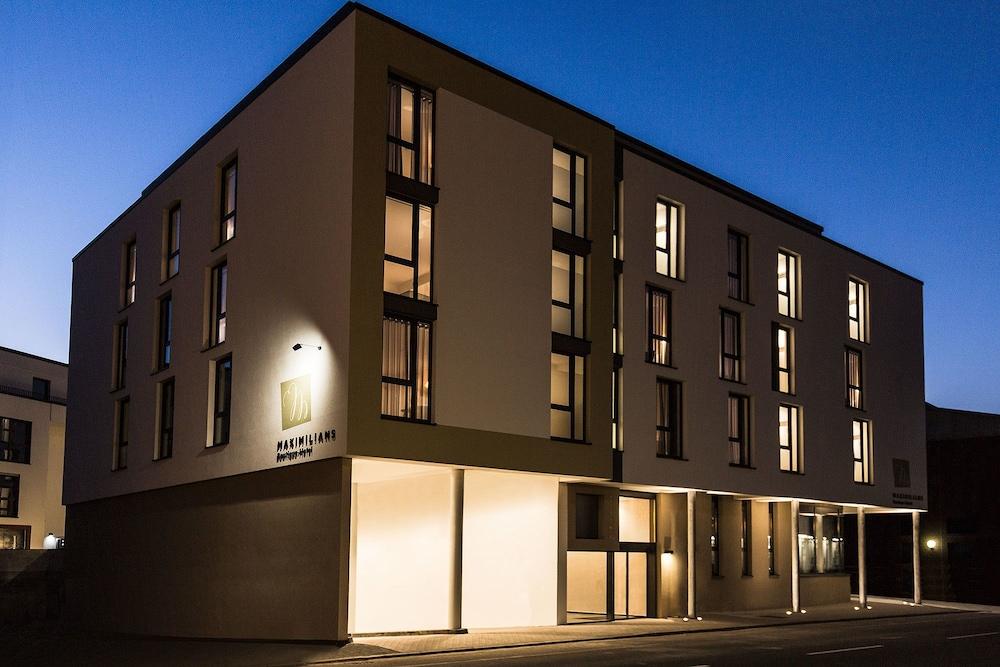 Maximilians Boutique Hotel Landau Landau In Der Pfalz
