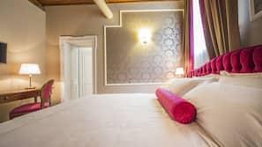Hochwertige Bettwaren, Select-Comfort-Betten, kostenlose Minibar