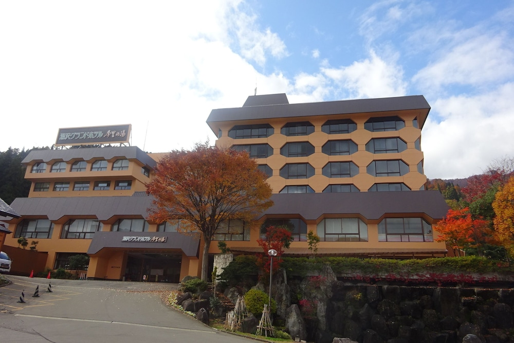 Building design, Yuzawa Grand Hotel