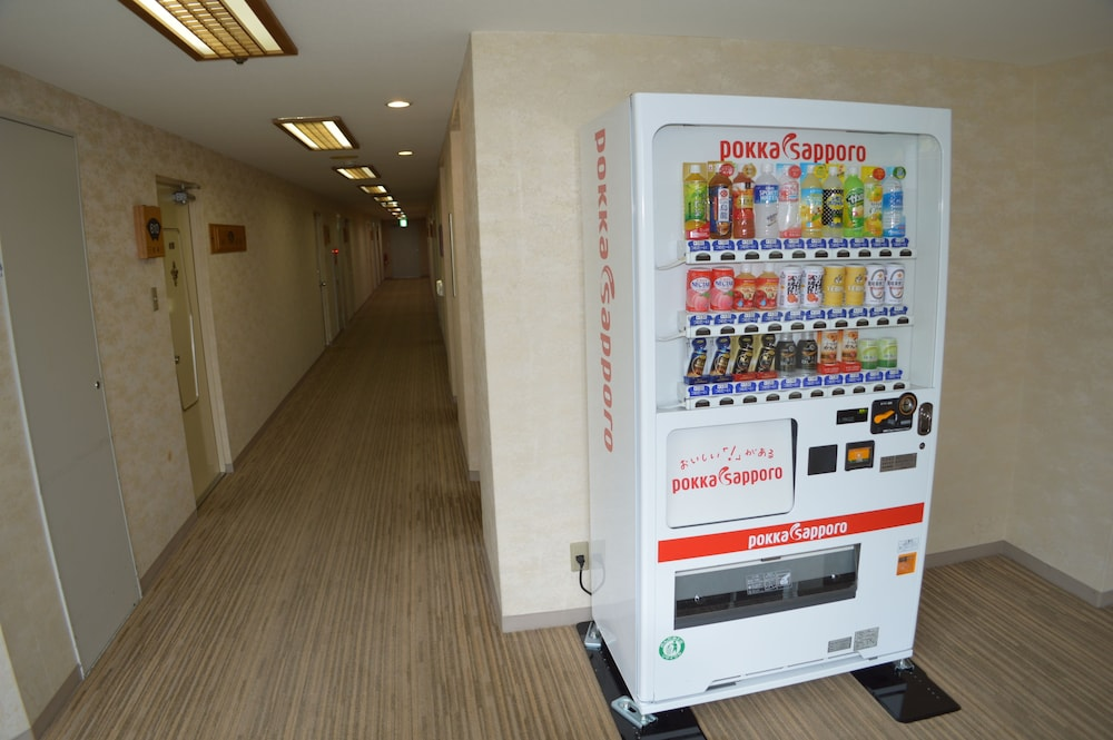 Vending Machine, Yuzawa Grand Hotel
