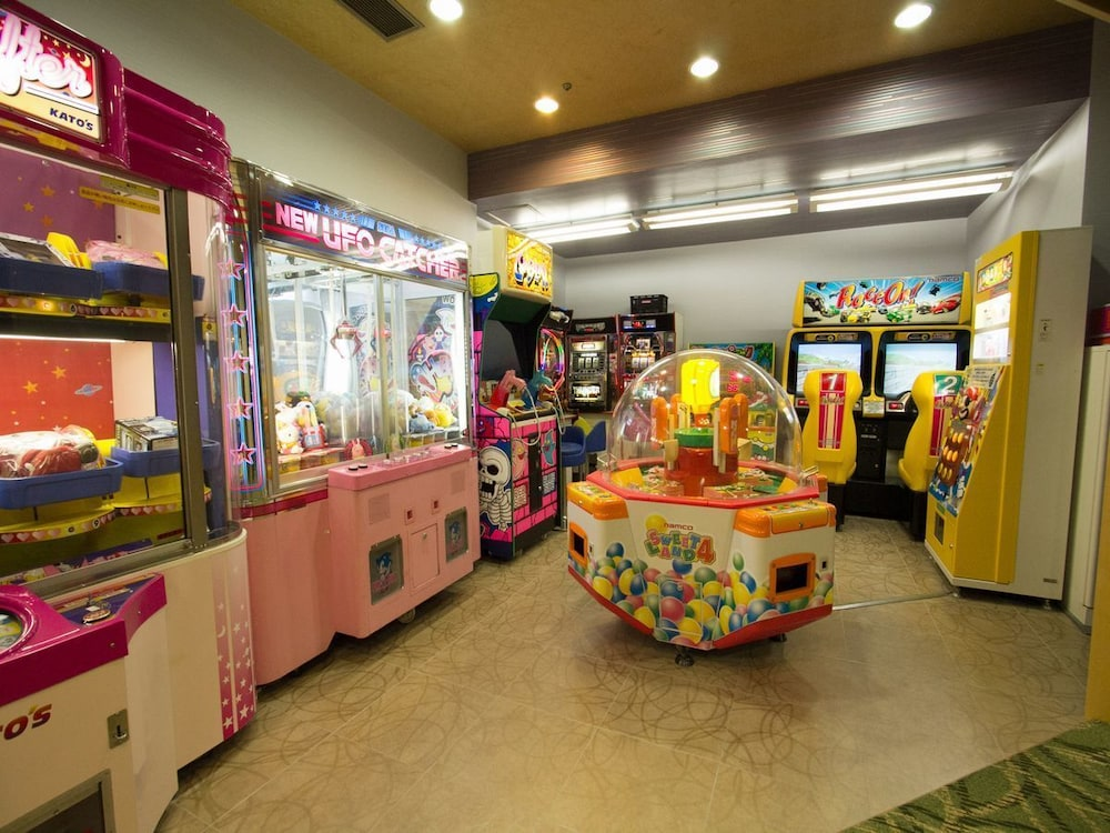 Game Room, Yuzawa Grand Hotel