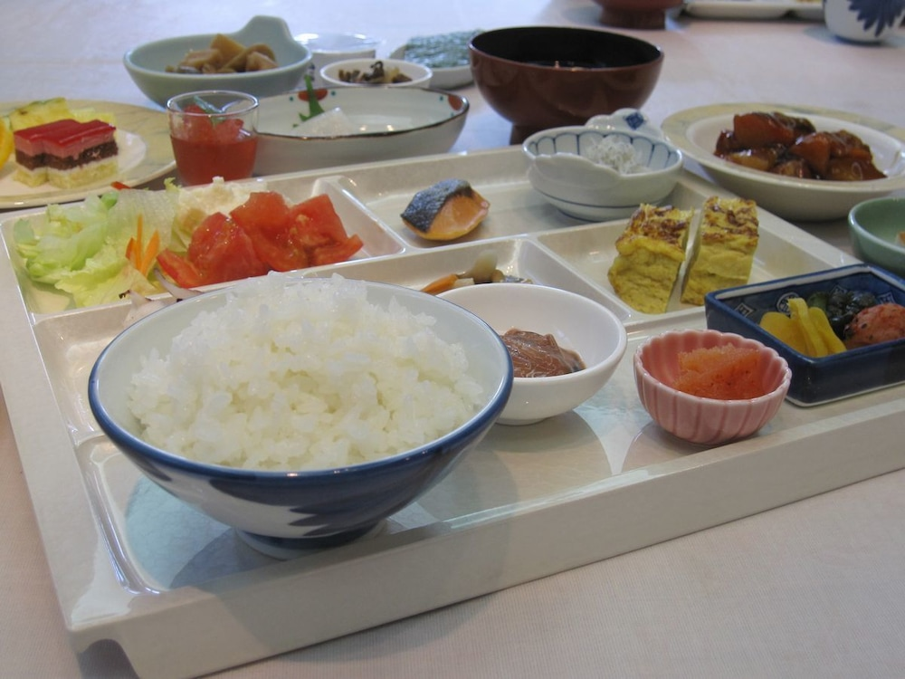 Breakfast buffet, Yuzawa Grand Hotel