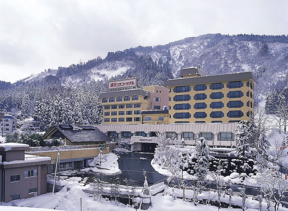 Parking, Yuzawa Grand Hotel