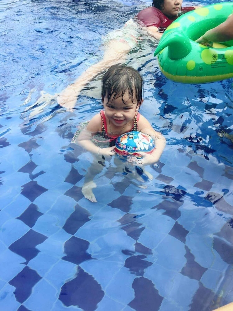 Children's Pool, Seashell Resort Krabi