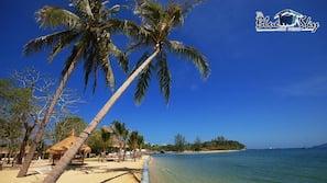 ใกล้ชายหาด