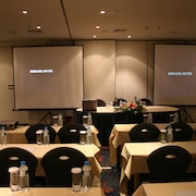 회의 시설
