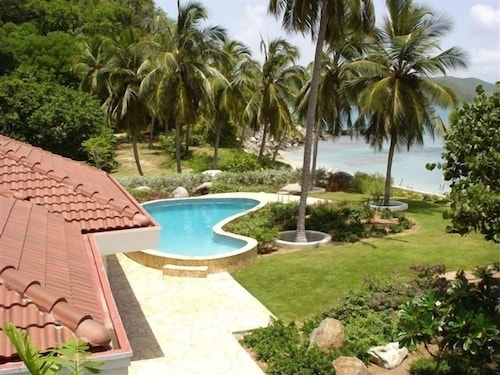 Outdoor Pool, Sea Palms Luxury 4 bedroom Villa