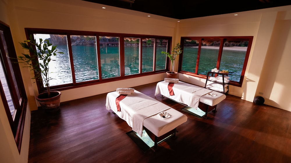 Treatment Room, Cauayan Island Resort