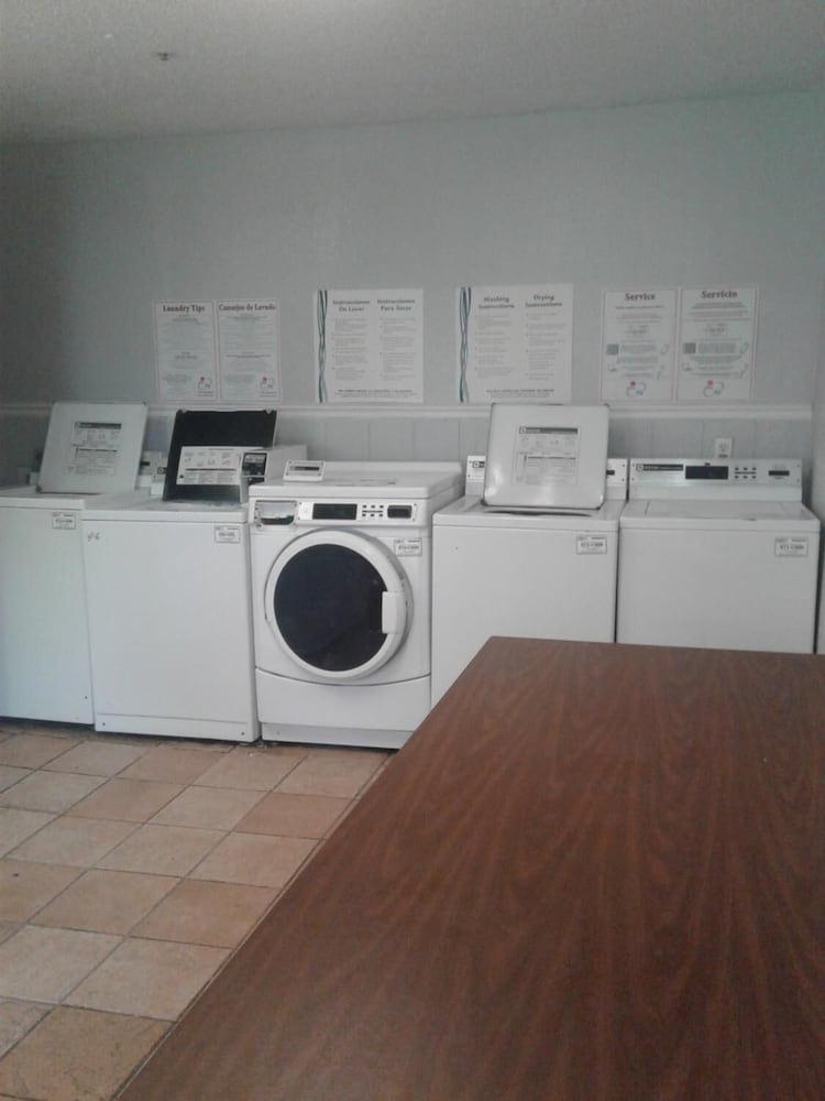 Laundry, InTown Extended Stay San Antonio TX - Perrin Beitel Road