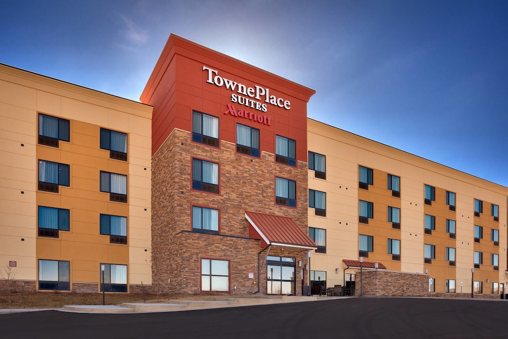 Exterior, TownePlace Suites by Marriott Dickinson