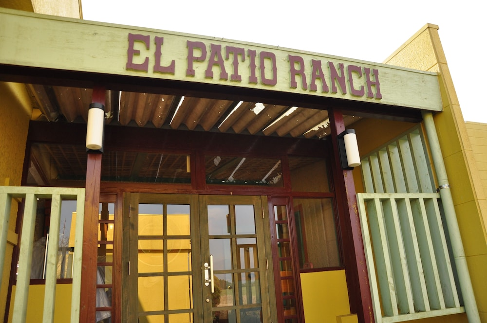 Property Entrance, EL PATIO RANCH