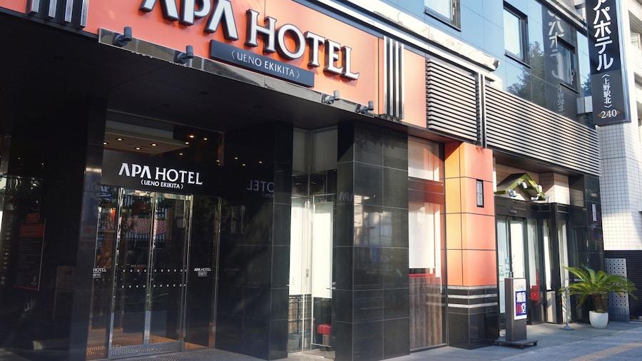 APA Hotel Ueno Ekikita