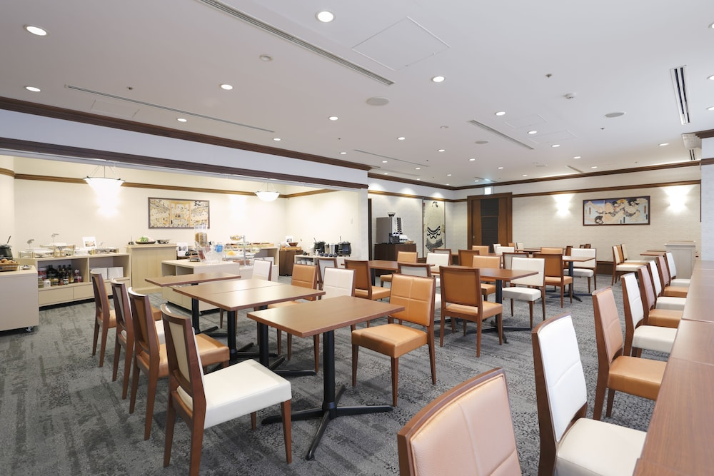 Breakfast Area, Ryogoku View Hotel