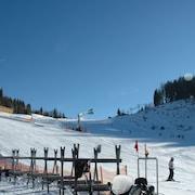스키 슬로프