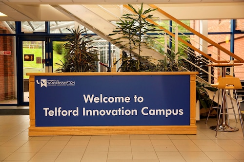 Telford University Rooms Ironbridge