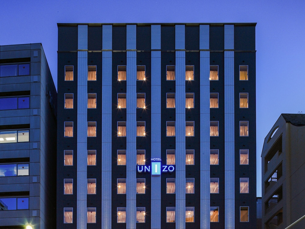 Front of Property - Evening/Night, HOTEL UNIZO Kyoto Shijo Karasuma