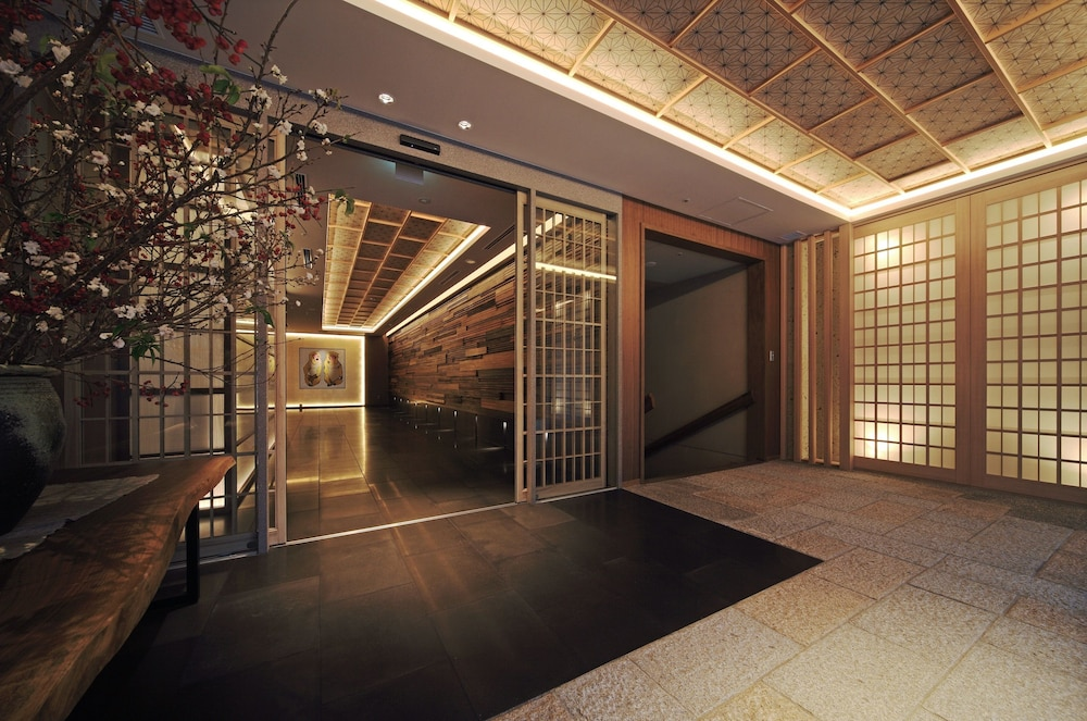 Interior Entrance, Noku Kyoto