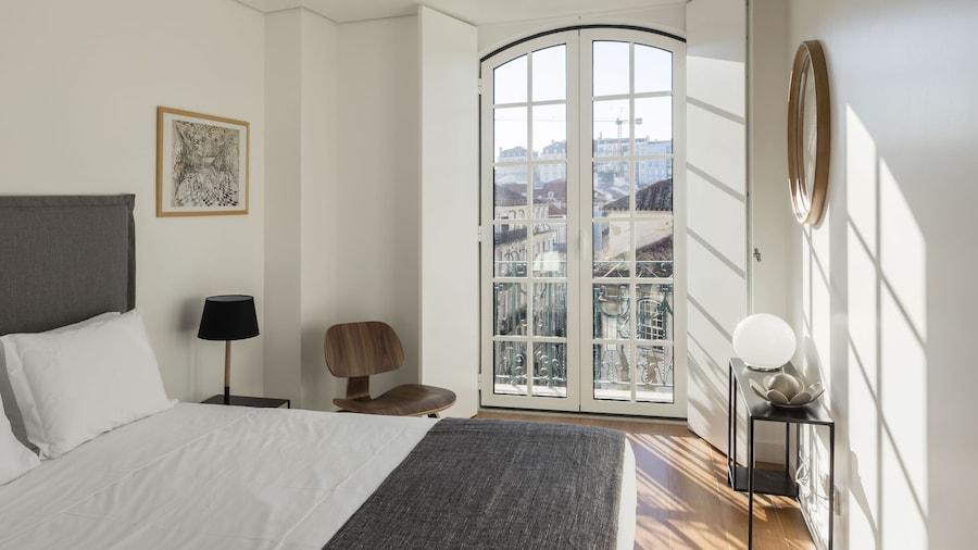 Lisbon Serviced Apartments Baixa Castelo