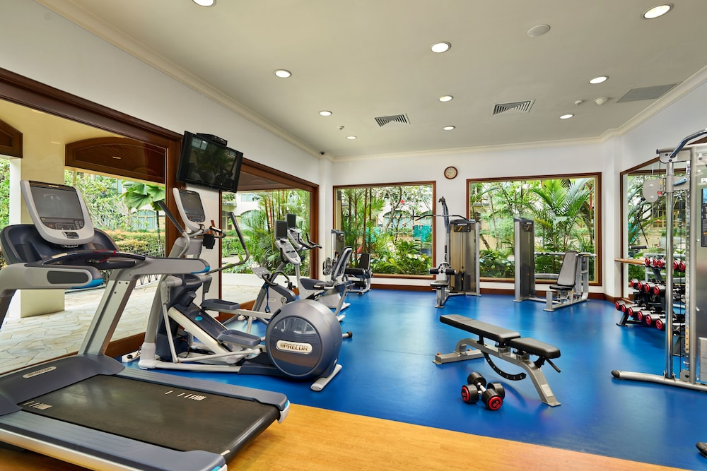 Gym, Treetops Executive Residences