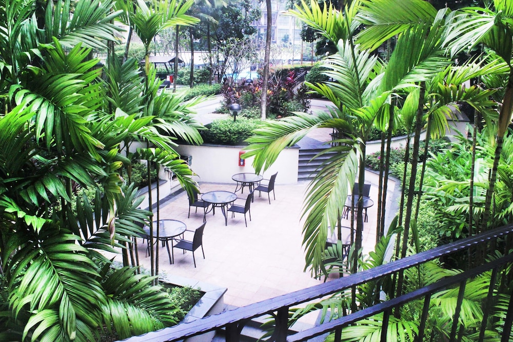Terrace/Patio, Treetops Executive Residences