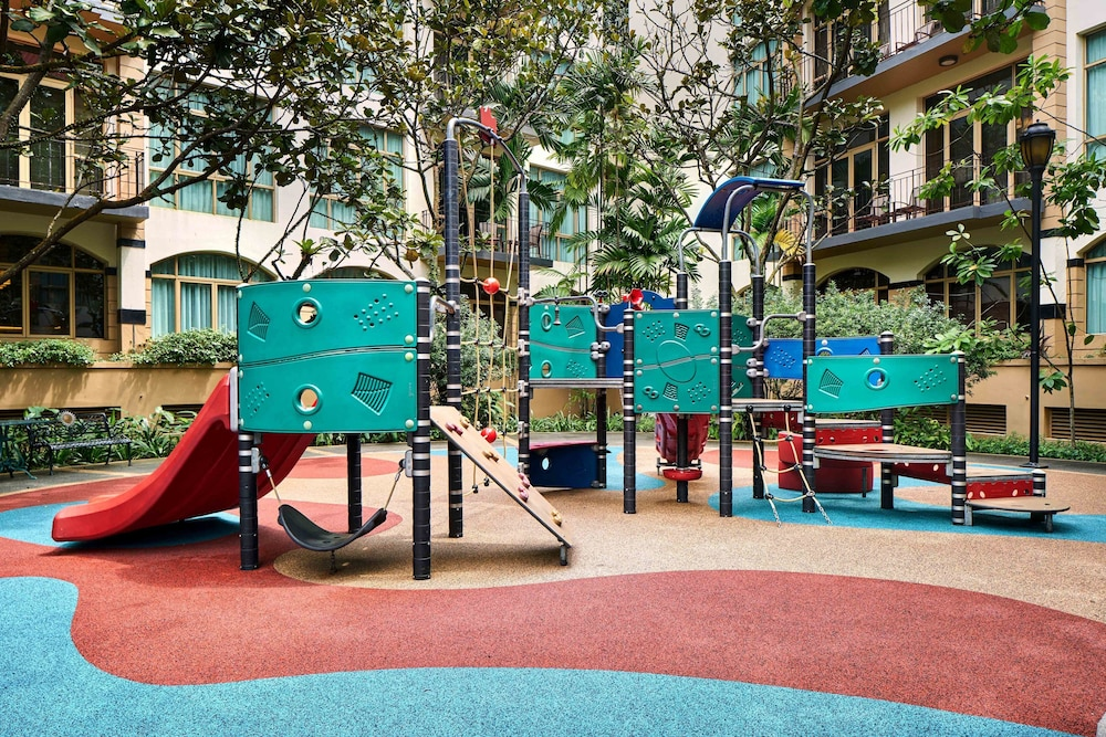 Children's Play Area - Outdoor, Treetops Executive Residences