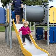어린이 놀이 공간 - 야외