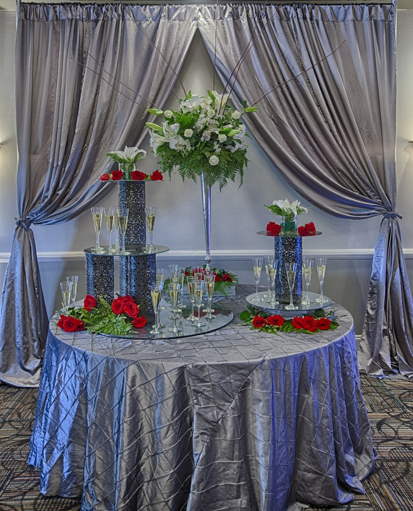 Banquet Hall, Magnolia Bluffs Casino Hotel, BW Premier Collection