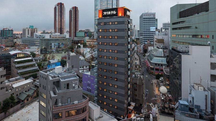 Apa Hotel Roppongi-Ekimae