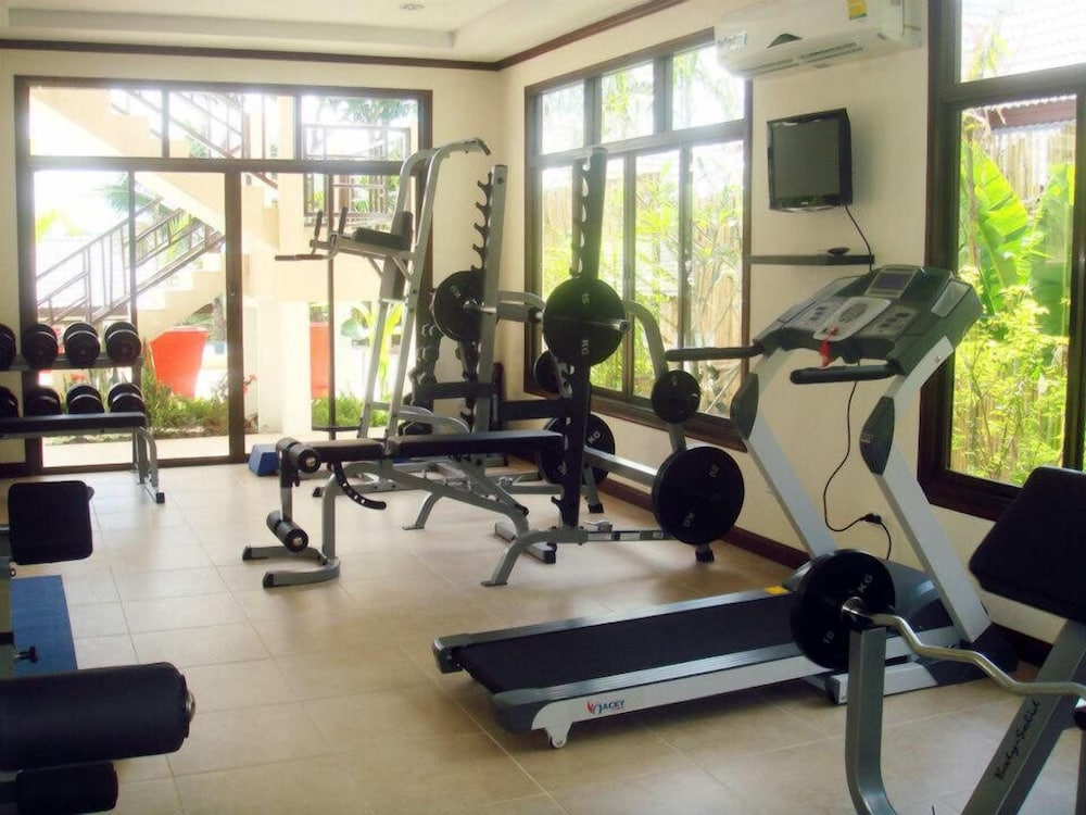 Fitness Facility, Hotel Buddha International