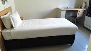 In-room safe, desk, free WiFi, wheelchair access