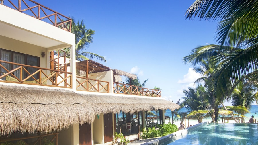 Dune Boutique Hotel Tulum - Adults Only