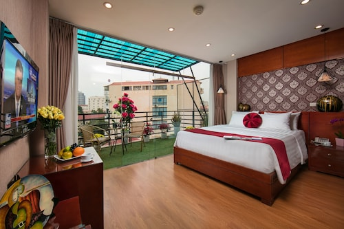 Hanoi Lotus Boutique Hotel