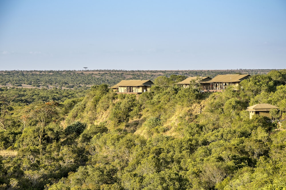 View from Property, Mutara Camp