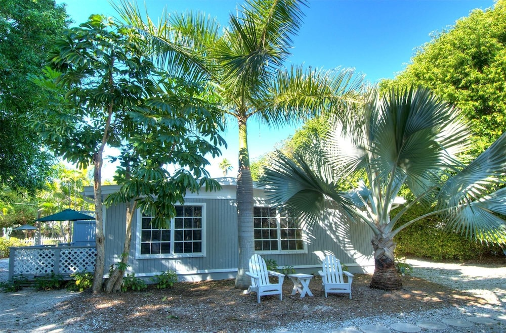 Sanibel Island Hotels: Seahorse Cottages On Sanibel