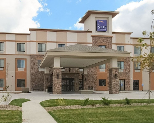 Great Place to stay Sleep Inn & Suites Fort Dodge near Fort Dodge