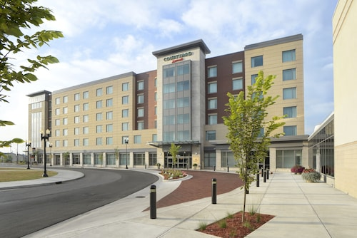 Courtyard Muncie At Horizon Convention Center