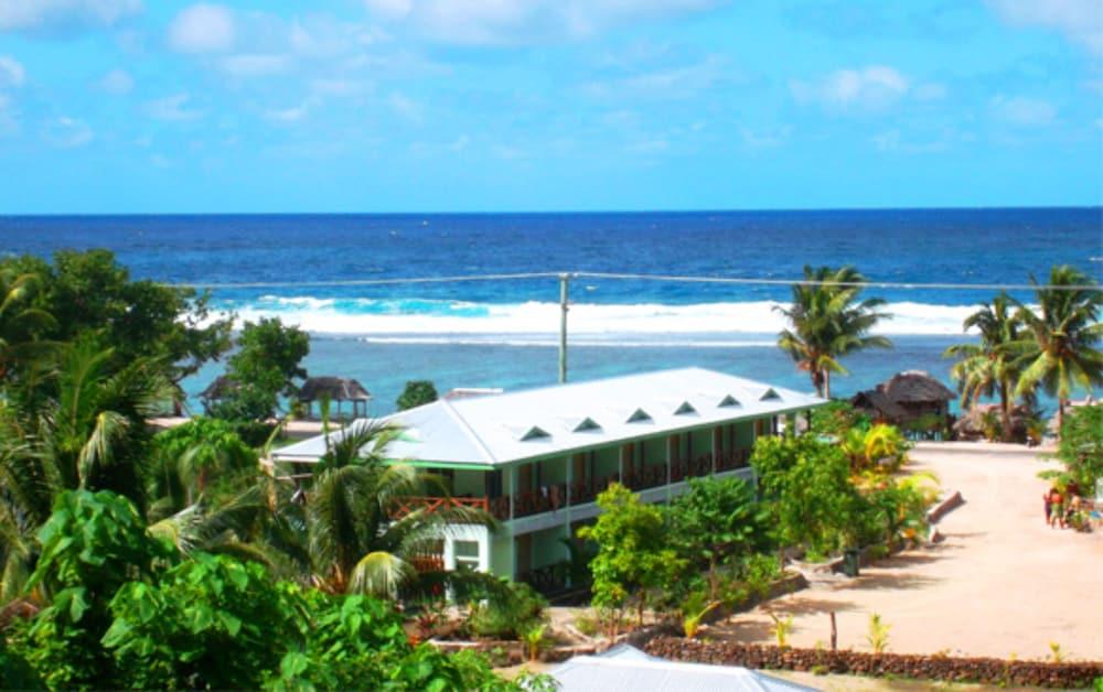 斯渡假村 Faofao Beach Fales