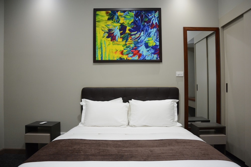 Room, Ratsun Nadi Airport Apartment Hotel