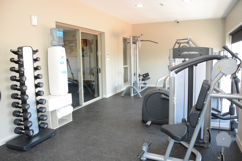 Fitness Facility, Ratsun Nadi Airport Apartment Hotel