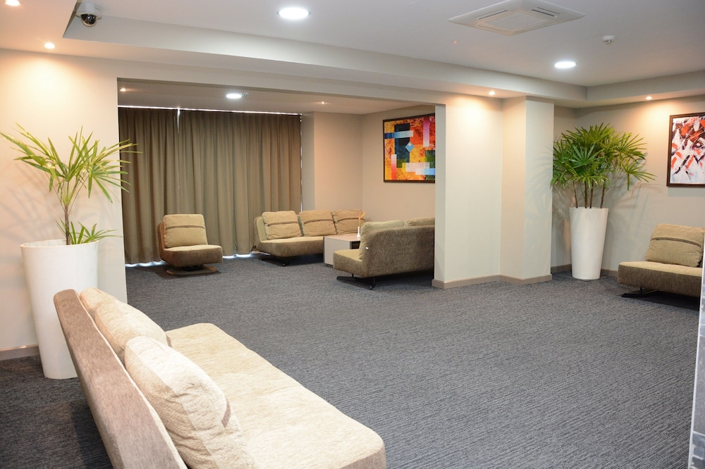 Lobby Sitting Area, Ratsun Nadi Airport Apartment Hotel
