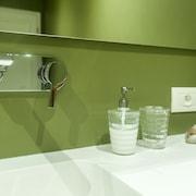 Vask på badeværelset